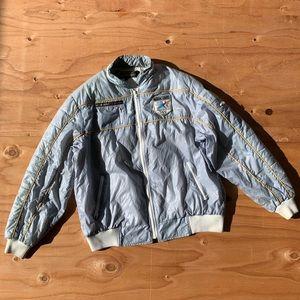 Vintage 80s Olympics Sports Jacket